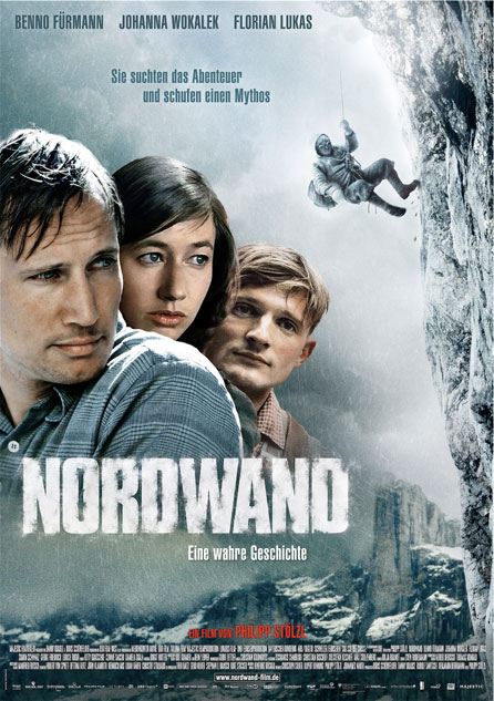 Nordwand Film Eispickel