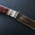Mono Stahl Messer Thomas Huber