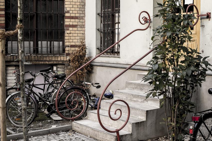 Treppenhandlauf geschmiedet